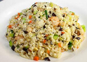 Рис по-янчжоунски