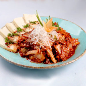 Корейская кухня - тубу