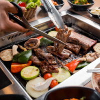 Корейское барбекю