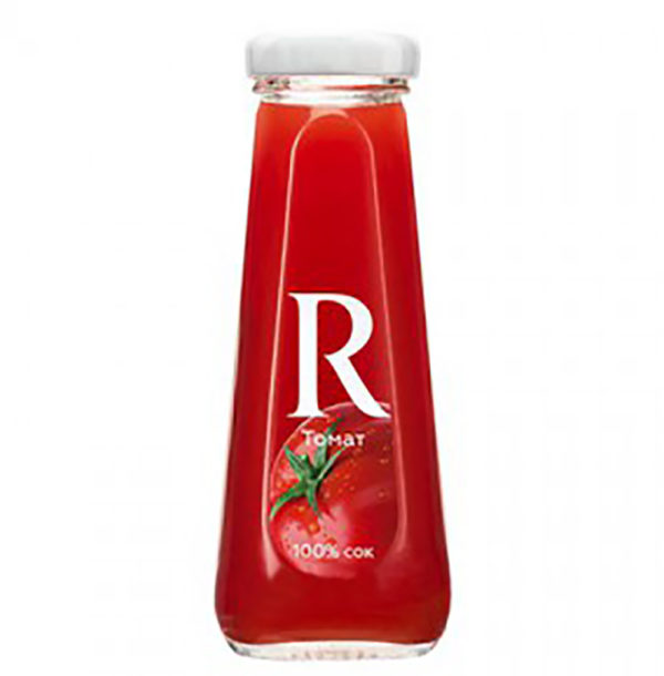 сок rich 0,2 л томат из ресторана