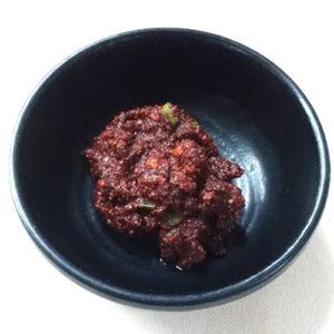 Соус для куксу - корейская кухня