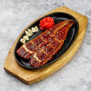 Блюда с рыбой и морепродуктами