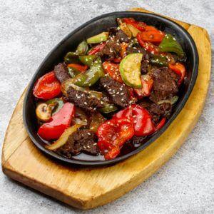 Блюда с говядиной